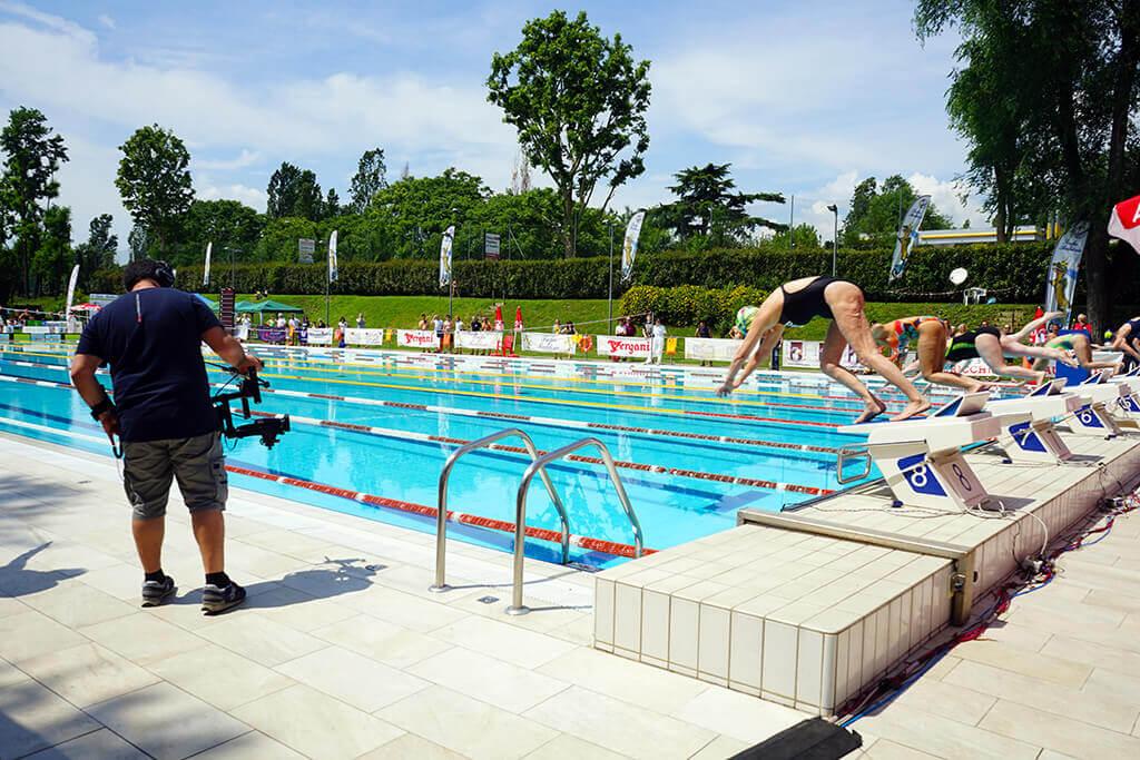 Quarto Trofeo Nuoto Master Canottieri Baldesio Cremona
